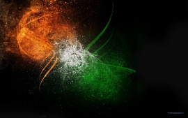 15 August Indian flag Hd