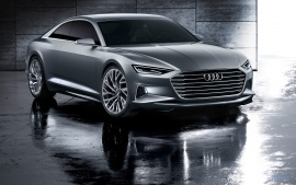 2014 Audi Prologue Concept