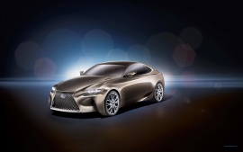 2015 All new Lexus RC F (click to view)
