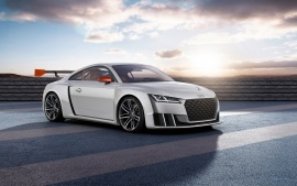 2015 Audi TT Clubsport Turbo Concept