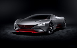 2015 Peugeot Vision Gran Turismo (click to view)