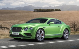 2016 Bentley Continental GT4