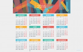 2016 Calendar New Year (click to view)