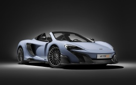 2016 McLaren MSO 675LT Spider (click to view)