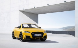 2017 Audi TT RS Roadster (click to view)