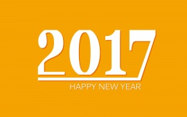 2017 Greetings New Year