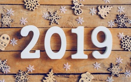 2019 Greetings Happy New Year