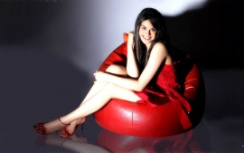 Adah Sharma In Red Hd