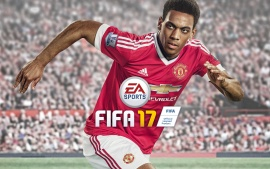 Anthony Martial FIFA 17 (click to view)