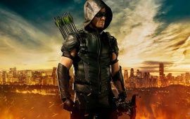 Arrow 2015 Season 4