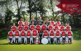 Arsenal Squad 2015-2016