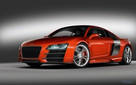 Audi R8 TDI Le Mans (click to view)