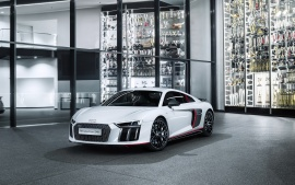 Audi R8 V10 Plus Selection 24h Special edition 4K (click to view)