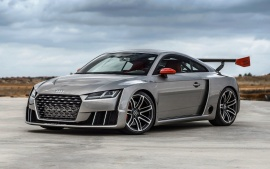 Audi TT Coupe Concept (click to view)