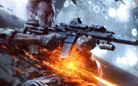 Battlefield 4 Daniel Recker