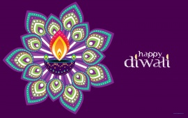 Beautiful Happy Diwali
