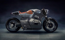 Bmw Urban Racer Concept Motorcycle (click to view)