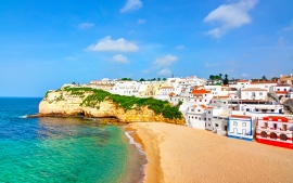 Carvoeiro Portugal (click to view)