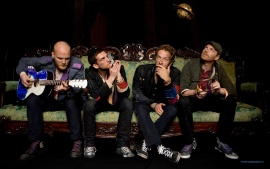 Coldplay Music Band