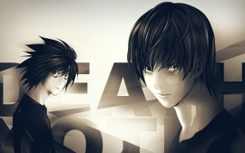 Death Note Anime (click to view)