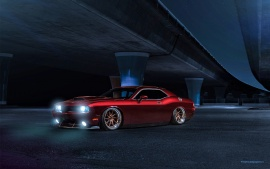 Dodge Challenger Avant Garde Wheels (click to view)