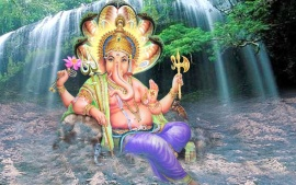 Ganesh Ji Amazing HD Of Natural Wallpapers