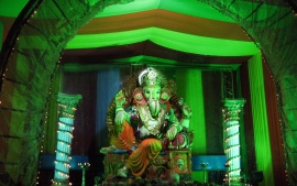 Ganesh Temple Of God Hd Wallpapers