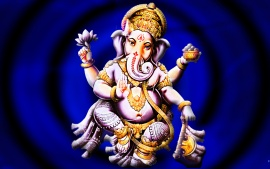 God Shri Ganesha HD