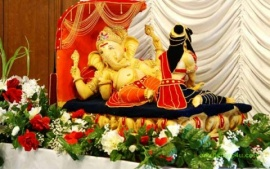 Happy Ganesh Chaturthi Celebrate Best Quality Wallpapers