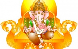 Happy Ganesh Chaturthi Celebrate Nice HD Wallpapers