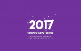 Happy New Year 2017 Eve