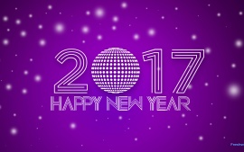 Happy New Year 2017 New