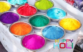 Holi Colors (click to view)