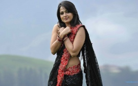 Hot Spicy Anushka Shetty Photos