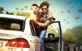 hrithik roshan new lookin bang bang movie