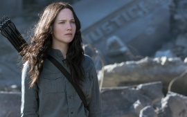 hunger games katniss jennifer lawrence