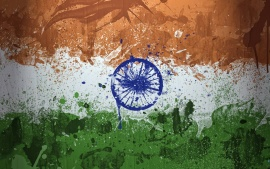Indian Flag HD