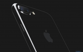 iPhone 7 Plus Jetblack (click to view)