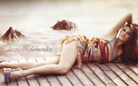 Jacqueline Fernandez Hot Style Sleep On Bbeach