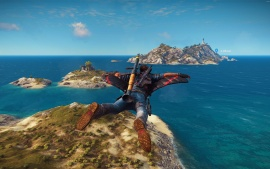 Just Cause 3 Gameplay (click to view)