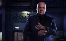 Kingpin in Marvel Daredevil