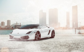 Lamborghini Gallardo Supercar (click to view)
