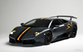 Lamborghini Murcielago LP 670 4 SuperVeloce China