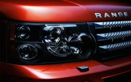 Land Rover Range Rover Sport Headlight