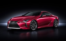 Lexus LC 500 4K (click to view)