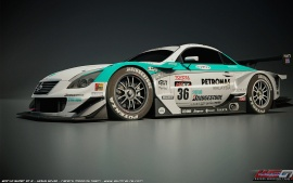 Lexus SC430 Super GT (click to view)