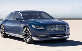 Lincoln Continental Concept (click to view)