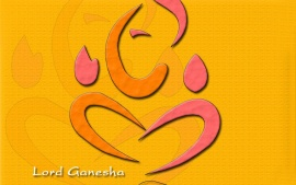 Lord Ganesha Beautiful HD Desktop Wallpapers Free