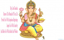 Lord Ganesha Beautiful Other