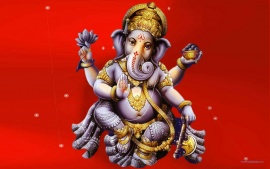 Lord Ganesha Photos Wide